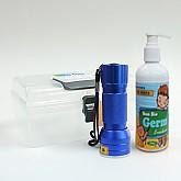 세균실험실습 키트-2 (램프+형광로션)