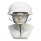 보안면형(투명창,검정창) 안전모 HS-P801S